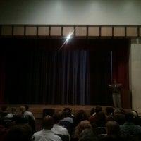 Photo taken at Nichols Middle School by Antony v. on 4/26/2012