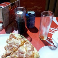 Photo taken at Pizzeria Bolaños by Sara A. on 8/26/2012