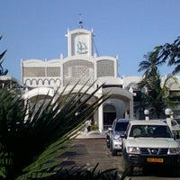 Photo taken at Kunduchi Beach Hotel & Resort by Chris K. on 5/21/2012