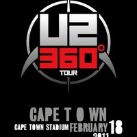 Photo taken at U2360 Live Streaming From Cape Town by Laura C. on 2/18/2011
