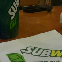 Photo taken at Subway by Alexandre A. on 8/19/2012