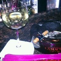 Photo taken at La Casa De La Habana Cigar Bar by Daniella B. on 11/26/2011
