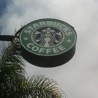 Photo taken at Starbucks by LoriStrauss on 7/8/2012