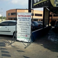 Photo taken at Multiservicios LM Cars, C.A. (E/S Texaco) by Jose H. on 11/26/2011