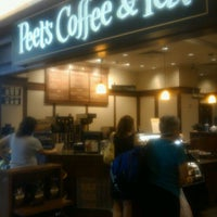 Photo taken at Peets Coffee And Tea by Kristi N. on 7/20/2011