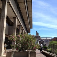 Photo taken at UW: Schmitz Hall by eva p. on 6/27/2012