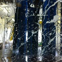 Photo taken at $5  Car Wash by Steven H. on 5/7/2012