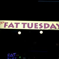 Photo taken at Fat Tuesday by Paul G. on 2/19/2012