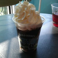 Photo taken at Ben & Jerry's by Wendy J. on 6/29/2012