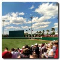 Photo taken at Carolina Stadium by Tonya H. on 6/2/2012
