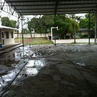 Photo taken at Escuela Primaria Lazaro Cardenas by Felix C. on 6/20/2012
