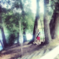Photo taken at Parco Naturale Fiume Sile by Nicolò P. on 7/15/2012