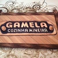 Foto tirada no(a) Gamela Cozinha Mineira por Alex G. em 8/26/2012