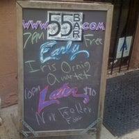 Das Foto wurde bei 55 Bar von Iris O. am 8/31/2011 aufgenommen