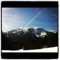Foto scattata a Alpe Di Pampeago da Hannelore L. il 4/4/2012