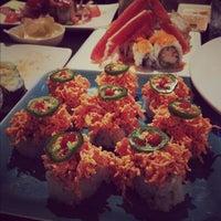 Photo taken at Fin Sushi & Sake Bar by Tim L. on 11/22/2011