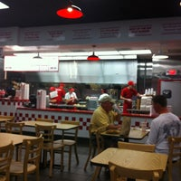 Photo taken at Five Guys by Patrick H. on 12/1/2011