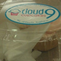 Photo taken at Cloud 9 Cupcakes by Michael K. on 10/17/2011