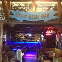 8/4/2012 tarihinde Mirac🚲 K.ziyaretçi tarafından Deep Blue Bar'de çekilen fotoğraf
