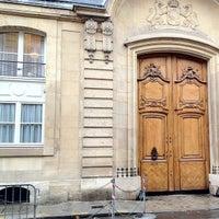Photo taken at Ministère de l'Éducation Nationale by Jason P. on 12/3/2011
