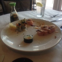Photo taken at Jade Asian Fusion by Stephanie N. on 6/2/2012