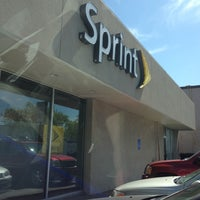 Photo taken at Sprint by Amy C. on 4/1/2012