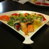Photo taken at Tokyo Japanese Seafood Steakhouse by Katie on 12/31/2011