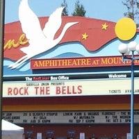 Foto tomada en Shoreline Amphitheatre por Brett J. el 8/25/2012