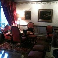 Photo taken at Hôtel Bella-Tola by Claude B. on 6/10/2011
