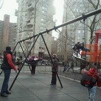 Photo taken at Columbus Park by Suman G. on 2/4/2012