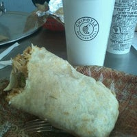 Photo taken at Chipotle Mexican Grill by Lane K. on 12/11/2011