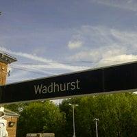 Photo taken at Wadhurst Railway Station (WAD) by Greg C. on 8/29/2011