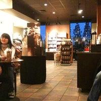 Photo taken at Starbucks by Aaron M. on 1/10/2011