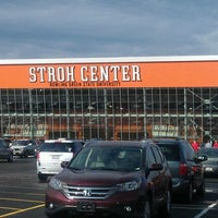 Photo taken at Stroh Center by Kay🤔 on 3/18/2012