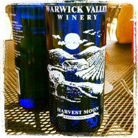 Photo taken at Warwick Valley Winery & Distillery by Stephanie A. on 9/3/2012