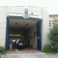 Photo taken at Dunav Auto Kraljevo by Kudravi on 5/24/2012