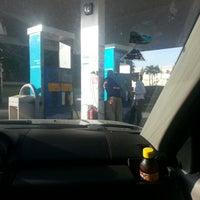 Photo taken at Estacion Esso by Michel E. on 7/12/2012