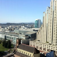 Photo taken at Park Central Hotel San Francisco by Jimmy M. on 4/5/2012