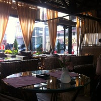Photo taken at La Terrasse by Anna F. on 9/3/2012
