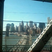 Photo taken at MTA Subway - Manhattan Bridge (B/D/N/Q) by Ricardo J. S. on 2/23/2012