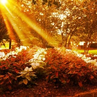 Photo taken at Hanes Park by Richard S. on 8/26/2012