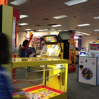 Photo taken at Chuck E. Cheese's by Sunnie-Marie F. on 3/22/2012