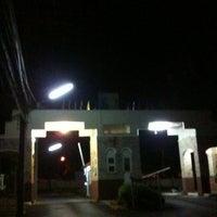 Photo taken at ป้อมยาม หมู่บ้านคุณาลัย by booknotbite on 2/11/2012