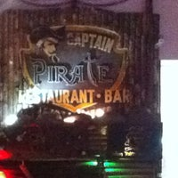 Photo taken at Captain Pirate Restaurant Bar by Андрюшка Я. on 6/14/2012