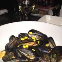 Photo taken at FOG Bar & Restaurant by Bionic Ben (. on 4/21/2012