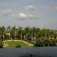 Photo taken at Sheraton Hua Hin Resort & Spa by Tom N. on 7/23/2012