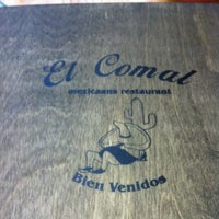 Photo taken at El Comal Mexicaans Restaurant by Chris H. on 8/12/2012