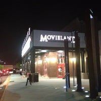 Photo taken at Bow Tie Movieland at Boulevard Square by Terrance G. on 4/21/2012