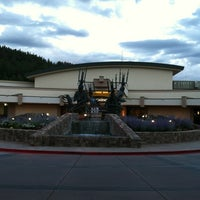Photo taken at Inn Of The Mountain Gods Resort & Casino by James on 8/1/2012