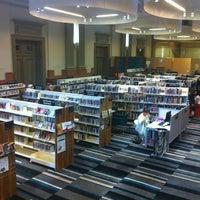 Photo taken at Prahran Library by AorPG R. on 2/27/2012